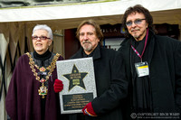 Geezer Butler - Walk Of Stars Awards, Villa Park, Birmingham - 3rd February 2018